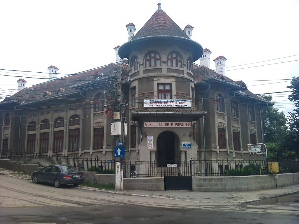 Muzeul de Etnografie și Artă Populară își închide spațiile expoziționale