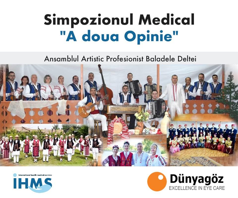 """Simpozionul Medical """"A doua opinie"""""""