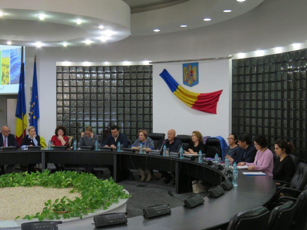 Întrunire a medicilor tulceni privind situația Secției de Oncologie din cadrul Spitalului Județean