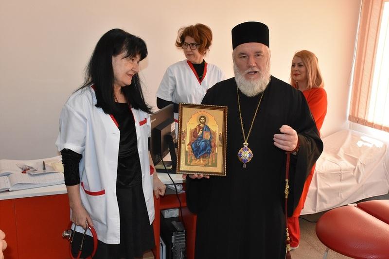 Acțiune de donare de sânge în Episcopia Tulcii
