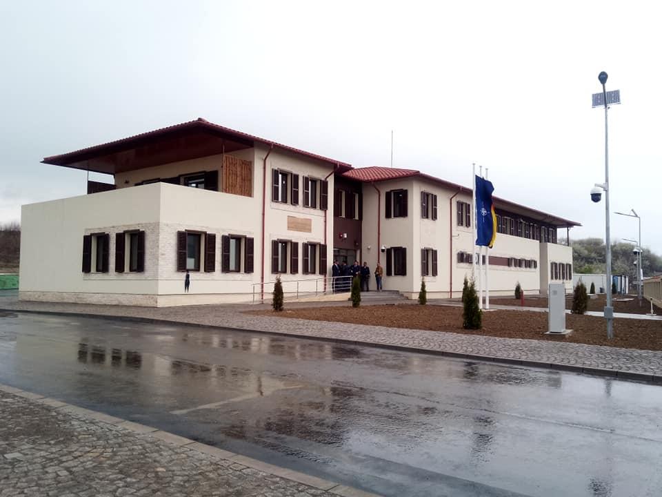 Sediu nou pentru Sectorul Politiei de Frontieră Isaccea