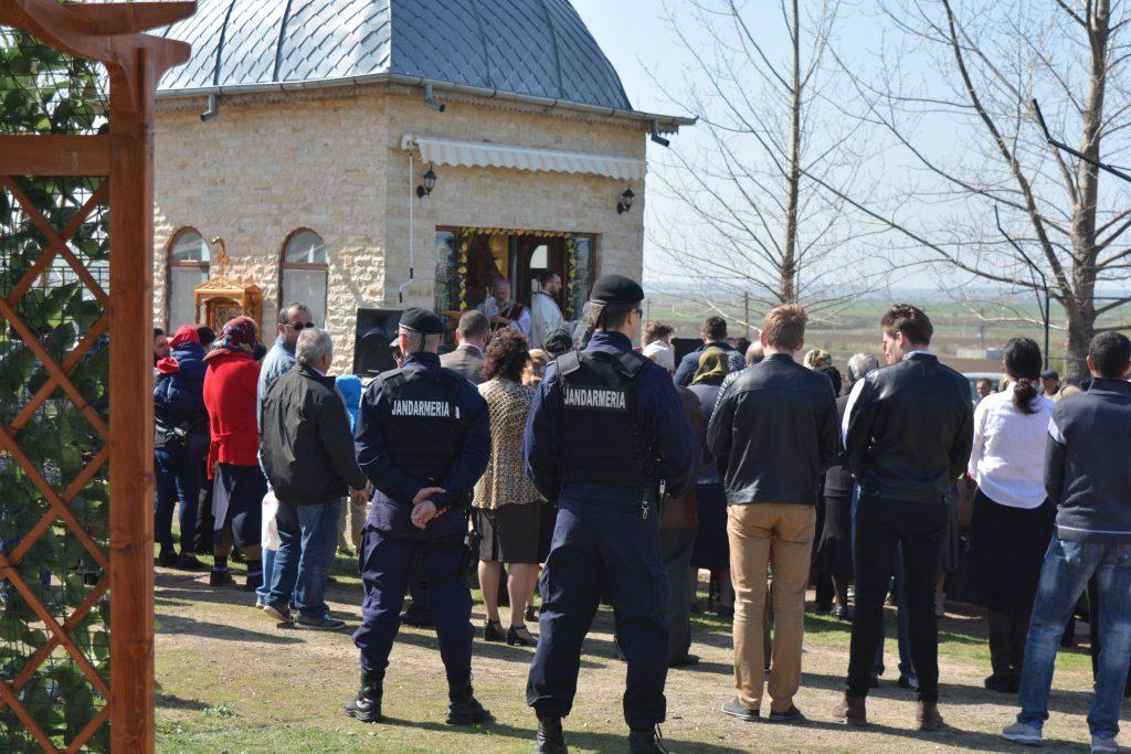 Jandarmii asigură ordinea publică în perioada Sărbătorilor Pascale