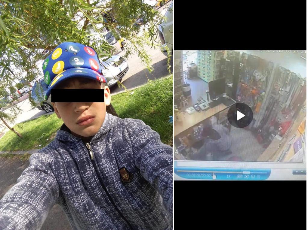 Cel mai idiot hoţ din Tulcea. A furat telefonul şi îi trimite victimei selfie-uri