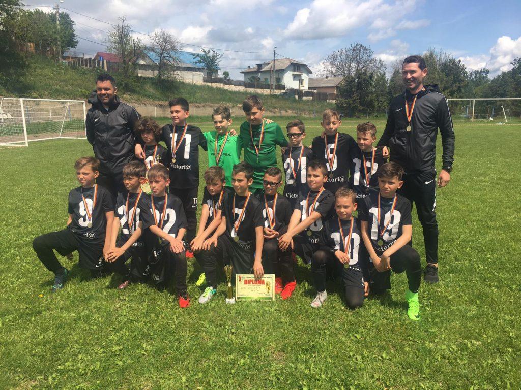 FOTBAL - Campionatul Naţional de Fotbal Under 11 - la Tulcea