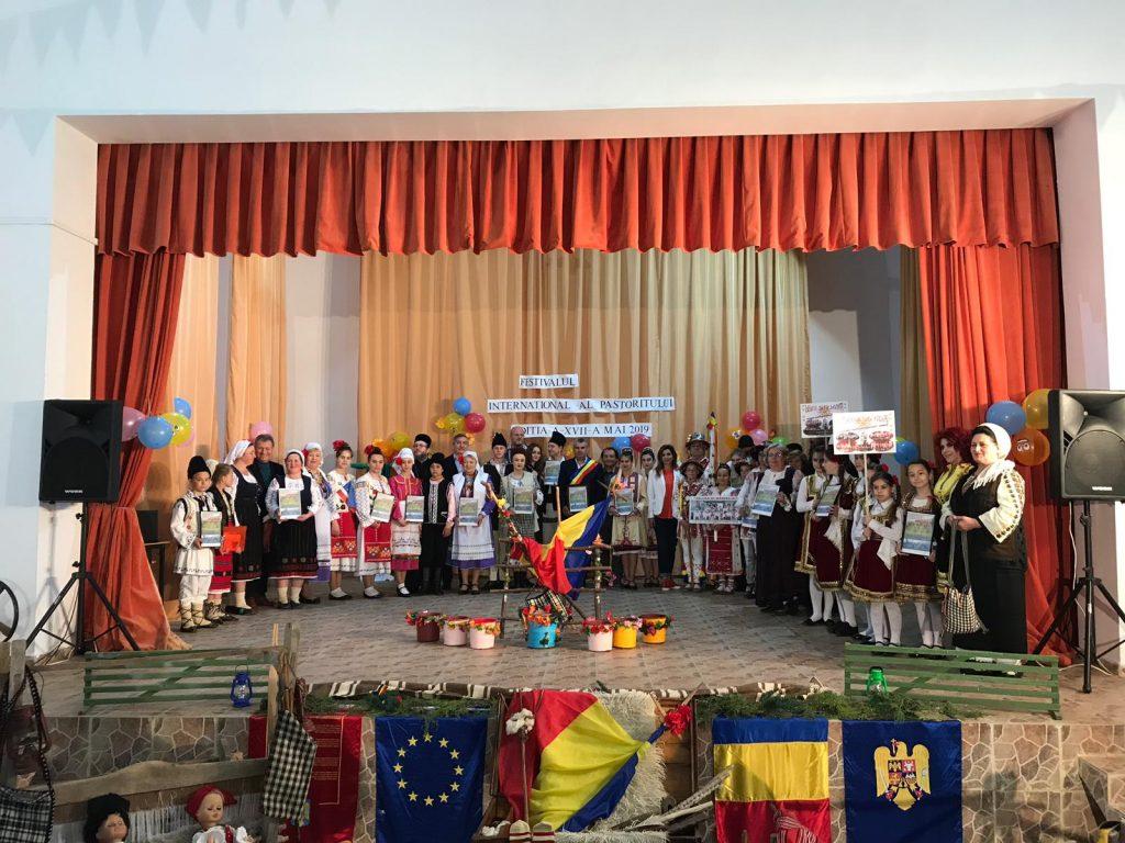 Festivalul Internațional Multietnic al Păstoritului, la a XVII-a ediție