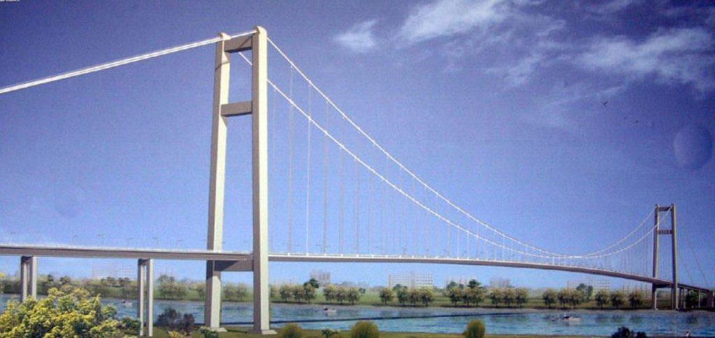 Azi, Guvernul a trimis la Bruxelles aplicația prin care vom primi 363 de milioane de euro pentru podul suspendat Tulcea - Brăila