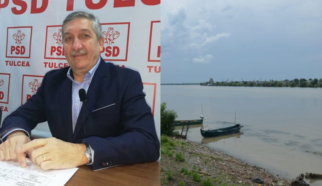 Gură de oxigen pentru primarii din Delta Dunării, prin Proiectul de lege inițiat de deputatul Lucian Simion