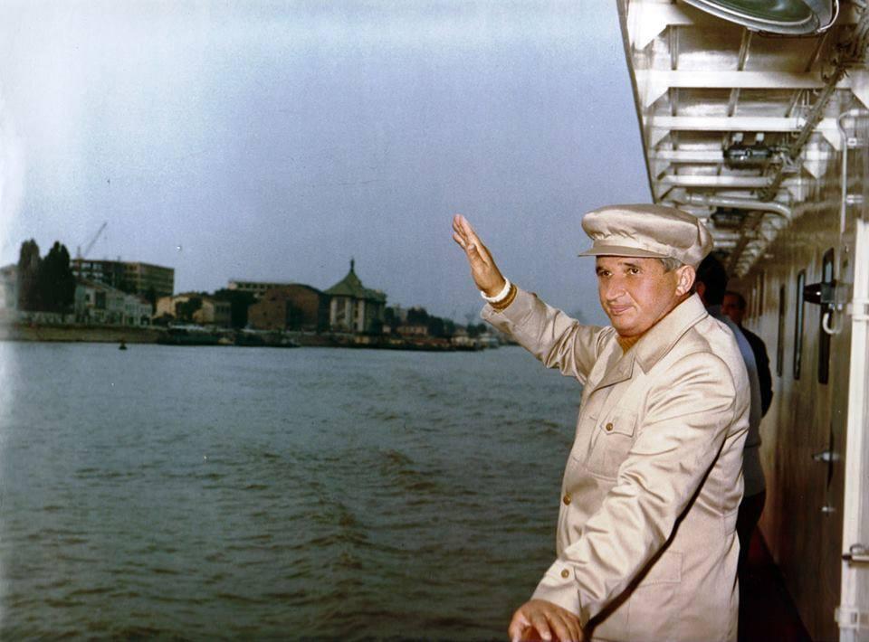Delta Dunării în comunism