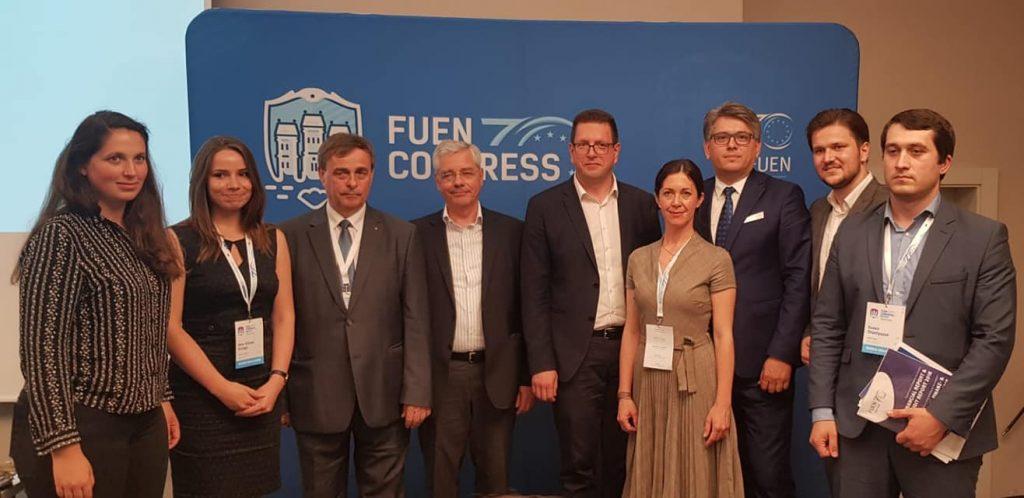 Tulceanul Sterică Fudulea este primul armân care reprezintă minoritățile la nivel european