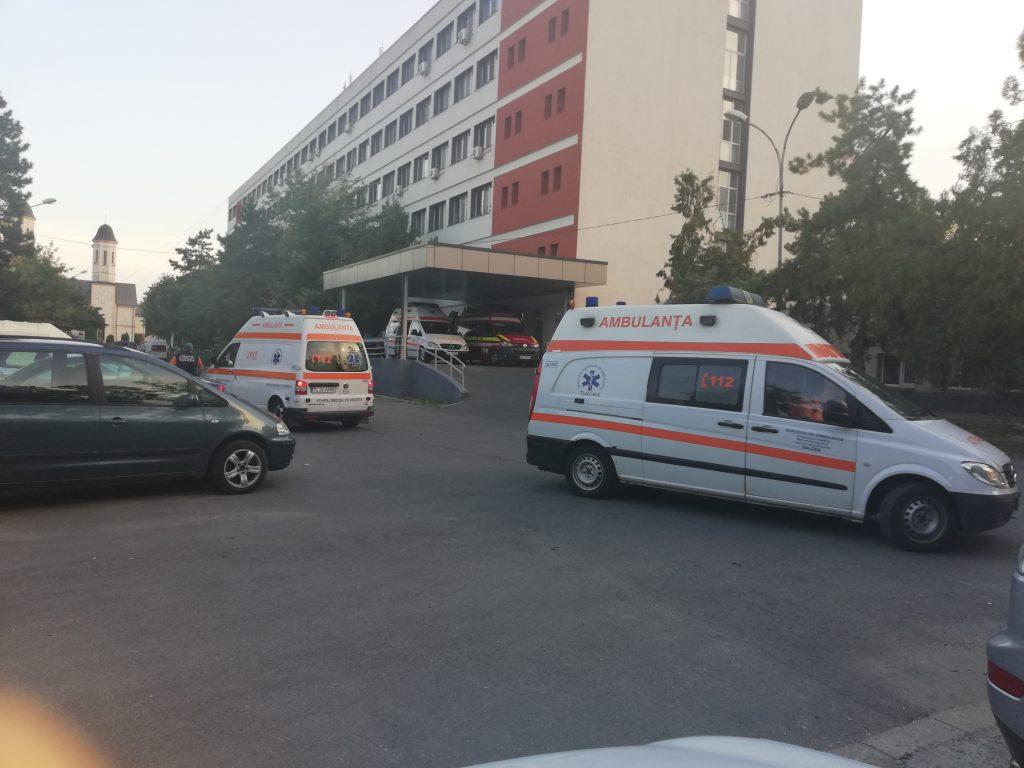 De azi secţia ATI a scăpat de probleme! Doi medici anestezişti din capitală au început munca la Spitalul Judeţean Tulcea
