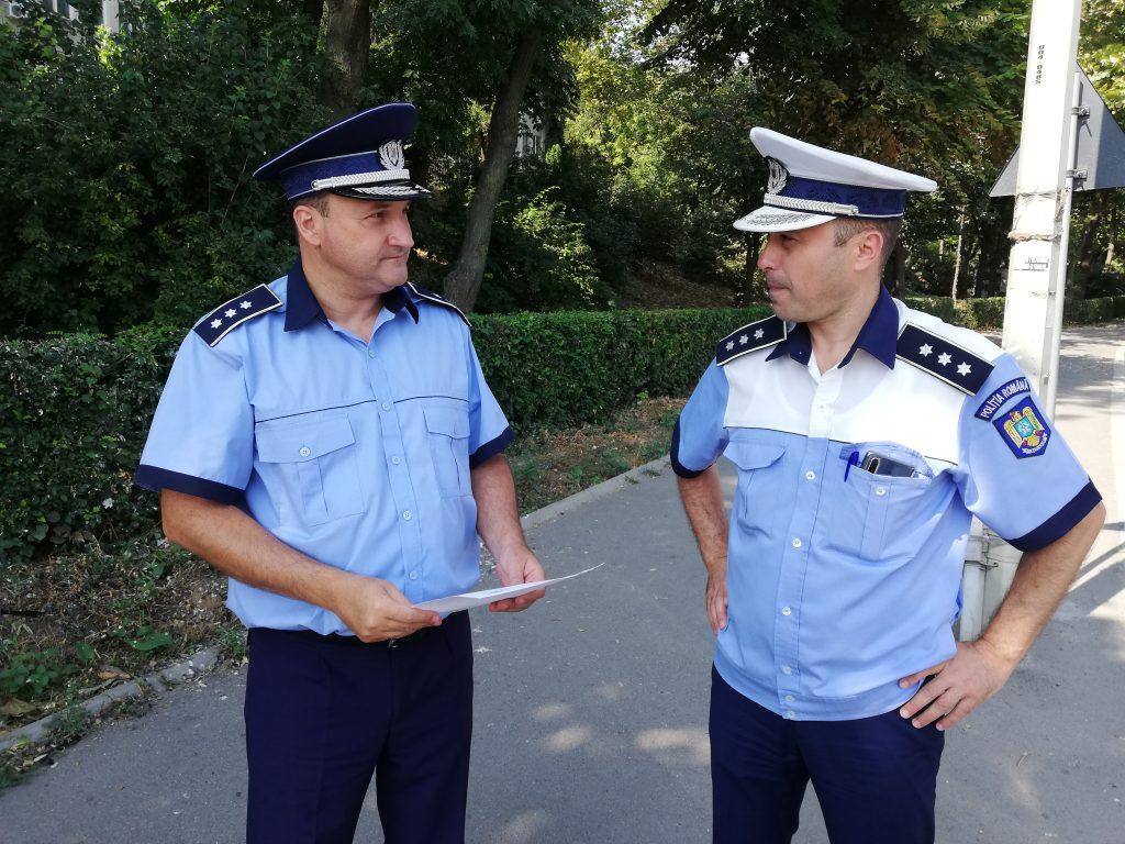 Serviciul Rutier Tulcea a fost dotat cu un aparat care depistează prezența drogurilor (Video)