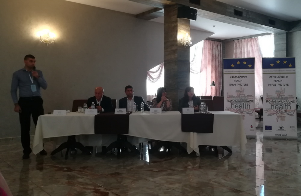 """Proiectul """"Infrastructură transfrontalieră de sănătate"""", lansat și la Izmail"""