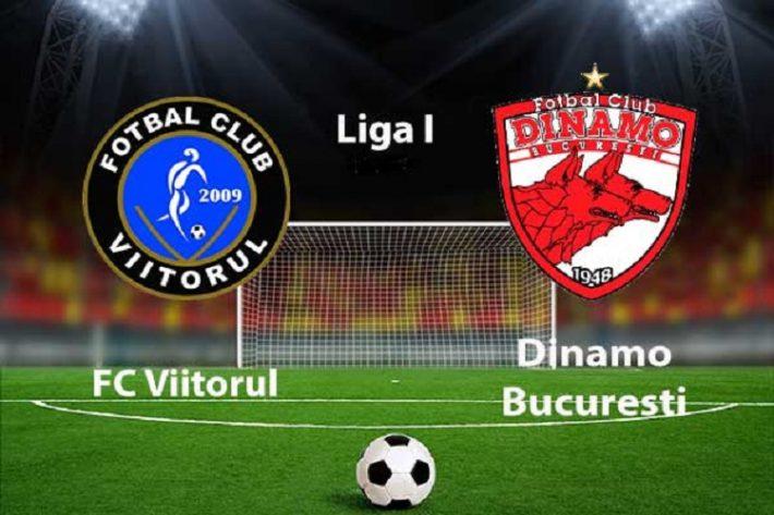 Hai la meciul Viitorul Constanţa - Dinamo Bucureşti!