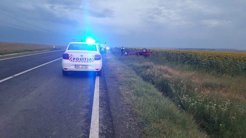O femeie de 79 de ani din Tulcea, a murit într-un accident în județul Constanța
