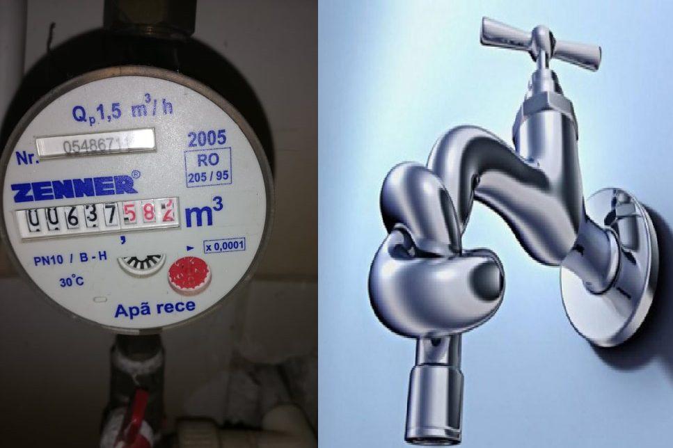 Mulţi tulceni de la bloc plătesc apa consumată de vecinii hoţi! - episodul 1