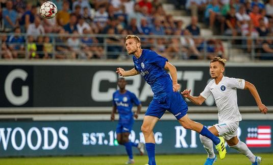 Hai la fotbal! FC Viitorul - FC Gent