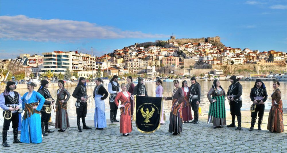 Spectacol grecesc la Tulcea. Vineri, în Piaţa Civică