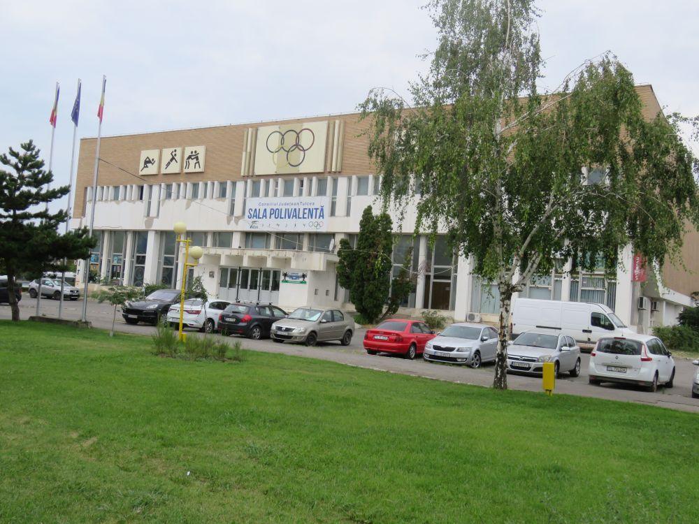 Municipiul Tulcea va avea o Sală Polivalentă nouă, cu 4.500 de locuri în tribune