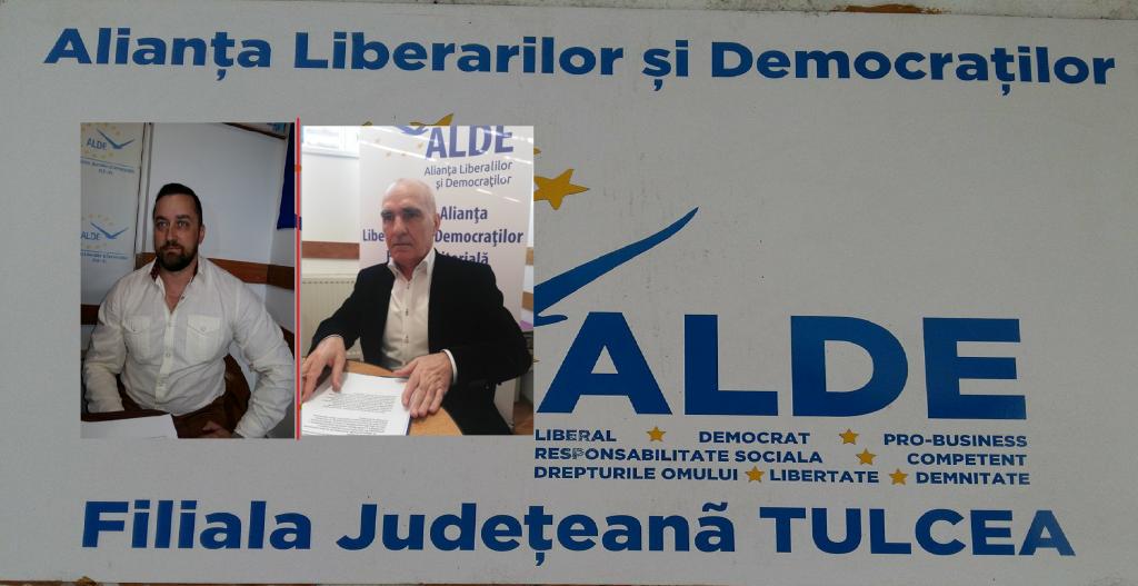 Cutremur în ALDE Tulcea. Viceprimarul Marinescu e la un pas de cartonaşul roşu!