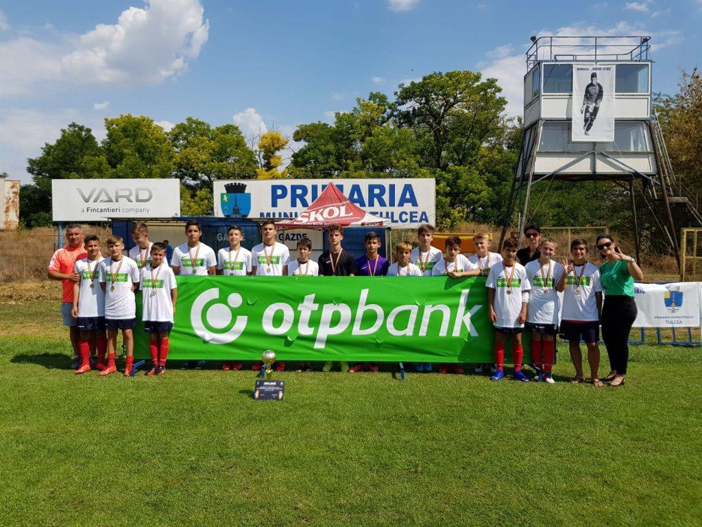 Memorialul Adrian Cicîrîc - ediţia I a fost câştigat de Pro Sport Focşani