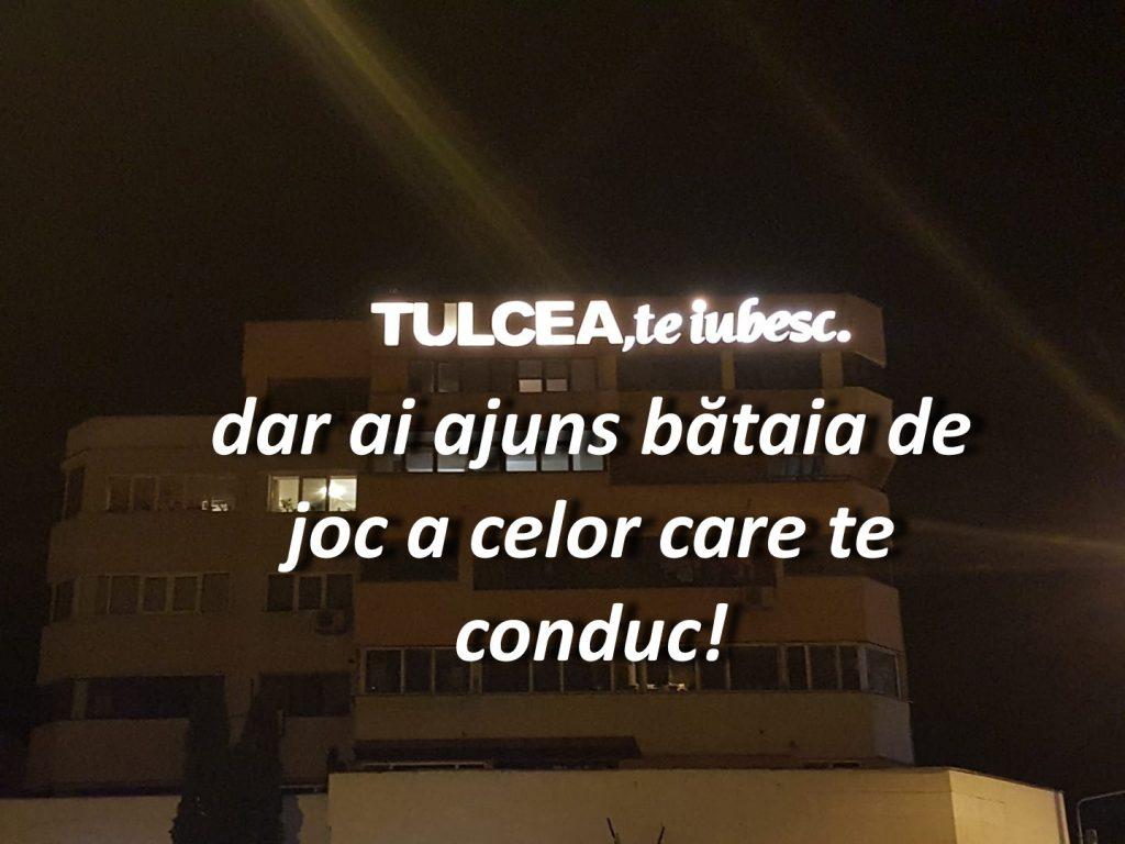 Primăria Tulcea sfidează poliţia rutieră... şi pe oricine îi cere ceva. Orice...