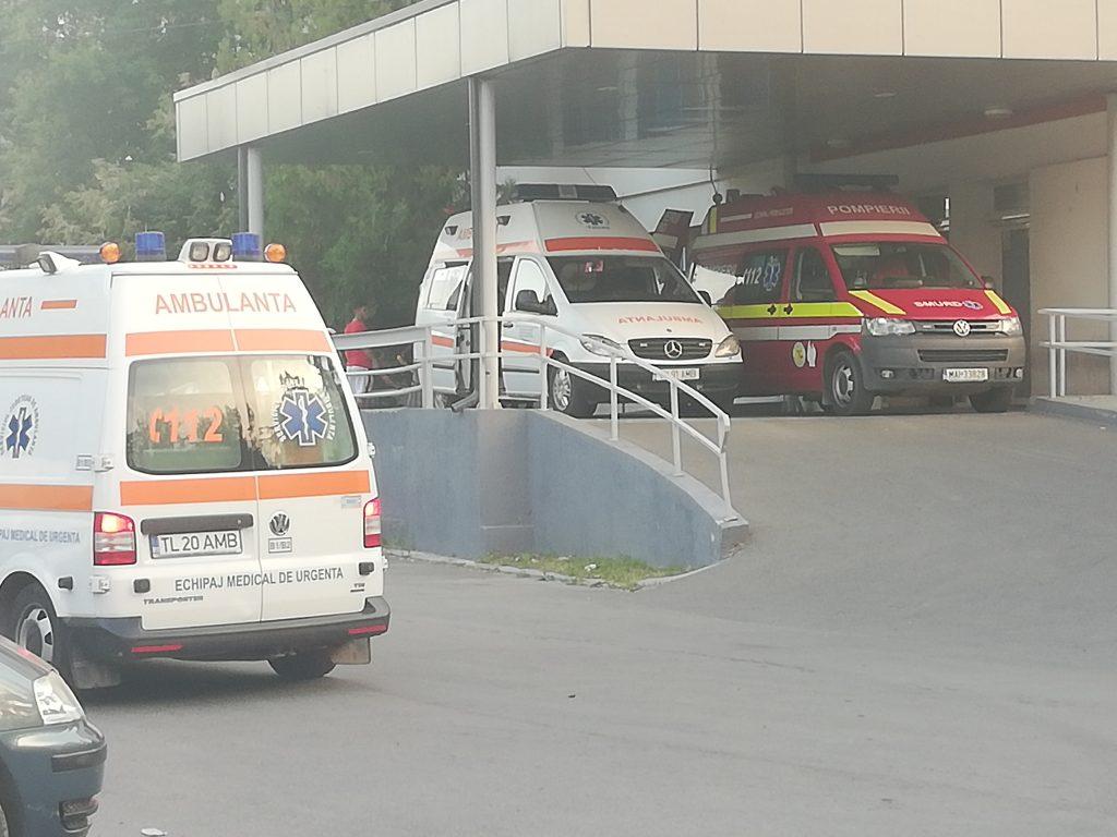 Secţiile UPU în vizorul Ministerului Sănătăţii! Spitalele pot fi amendate când vor funcţionarii ministerului