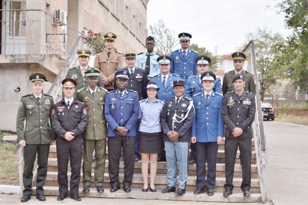 Jandarmi din 11 ţări se instruiesc la Tulcea