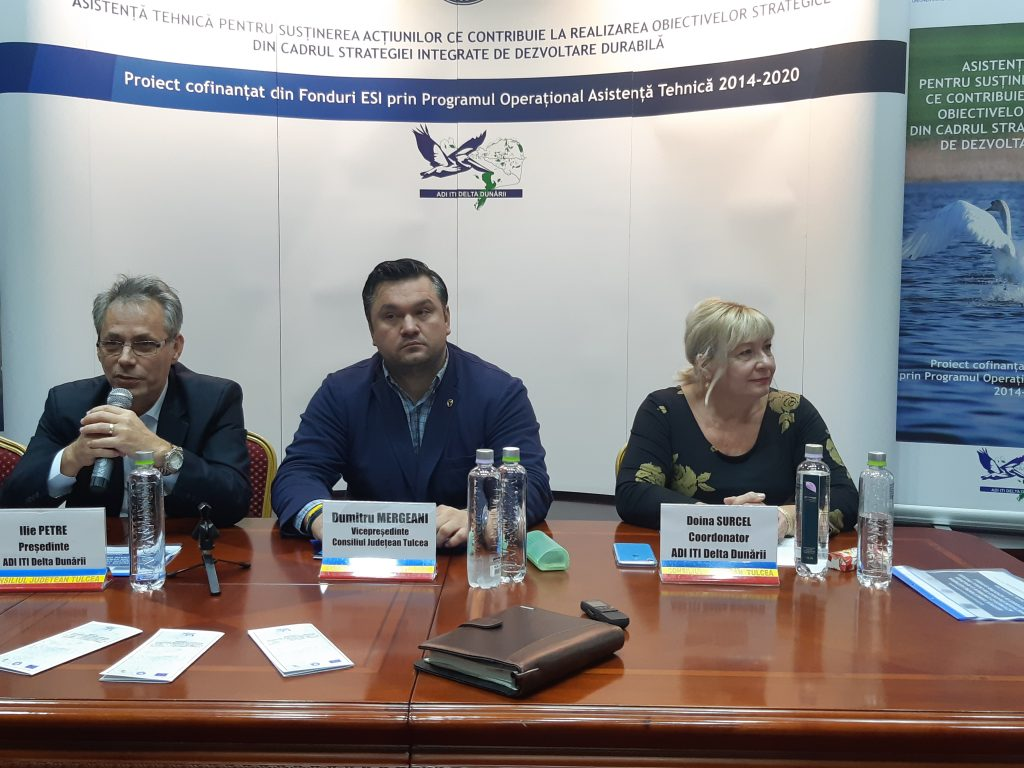 Continuitate pentru mecanismul financiar ITI Delta Dunării