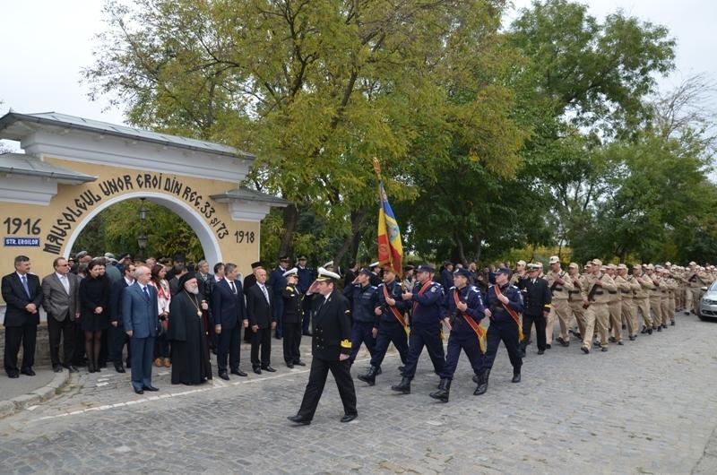 Tulcenii sunt invitaţi la Ziua Armatei