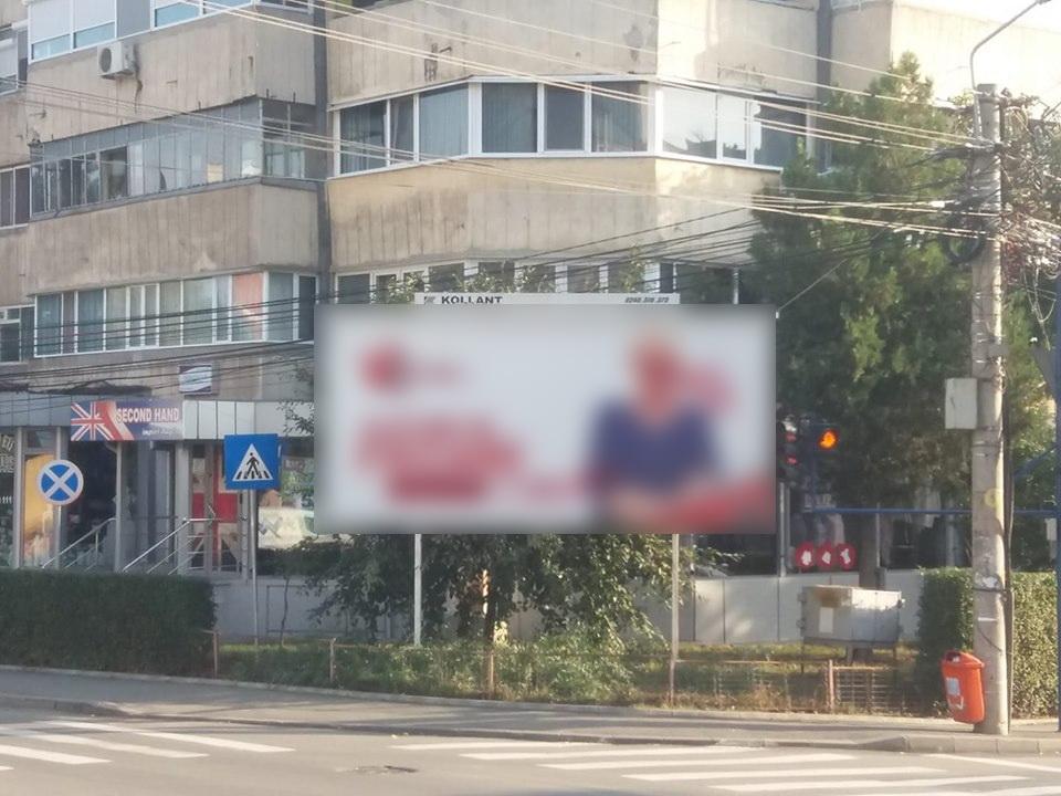 PSD şi-a retras plângerile împotriva tinerilor care au vandalizat panoul electoral
