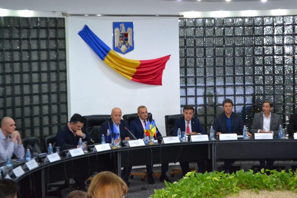 Proiectul transfrontalier Clean River a fost lansat la Tulcea