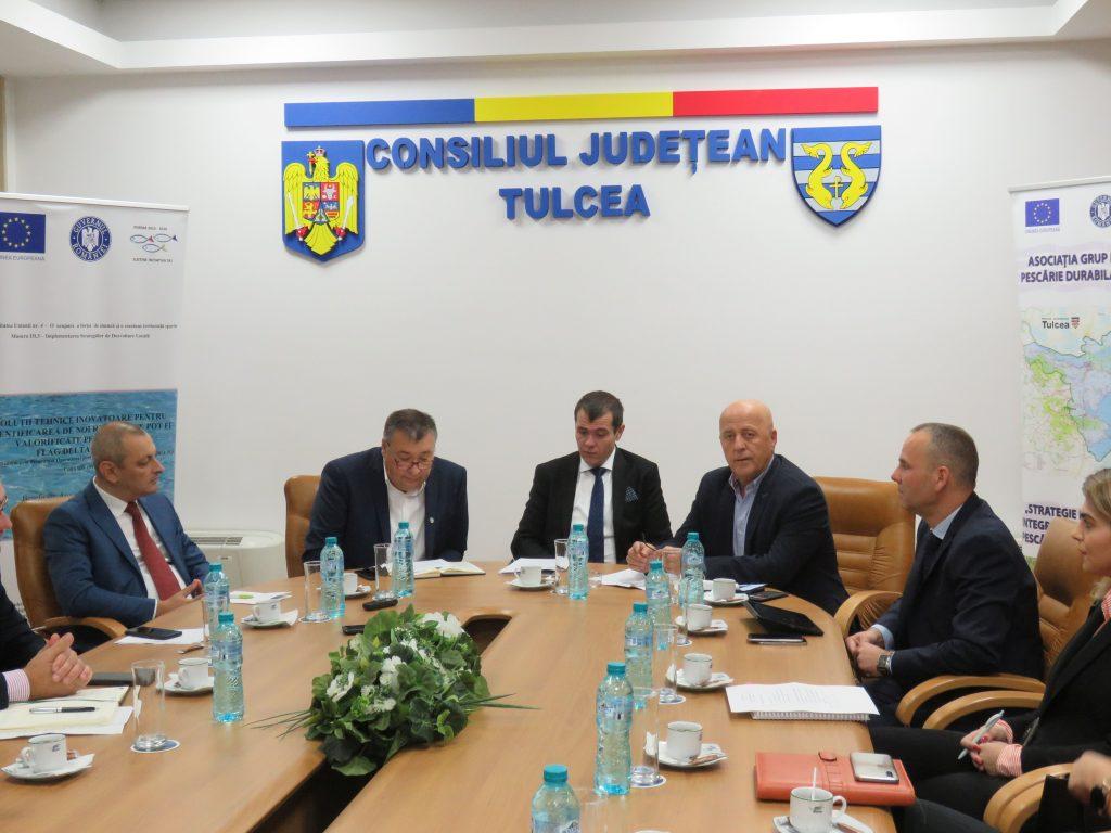 Proiect RO-PESCADOR pentru identificarea de noi resurse care pot fi valorificate în Delta Dunării