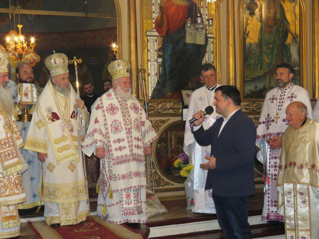 Prea Sfinția Sa Visarion, Episcopul Tulcii, la aniversarea celor 60 de ani