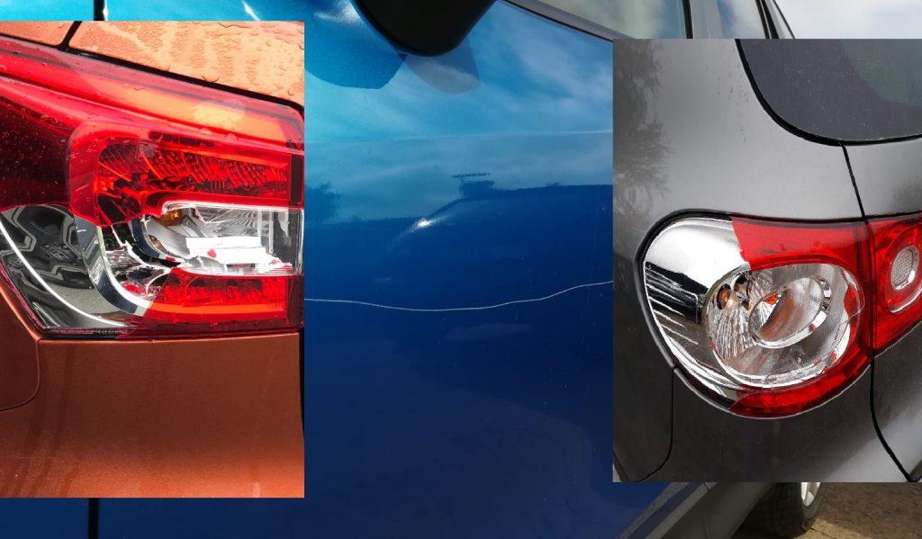 Circa 30 de maşini au fost vandalizate de către o bolnavă psihic, funcţionar public. Păgubiţilor le e frică să mai iasă din case