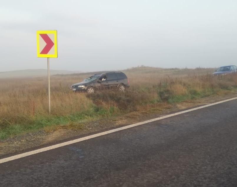 O femeie a fost rănită într-un accident petrecut dimineaţă lângă Baia