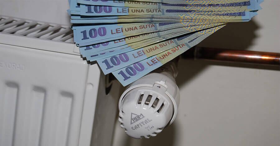 Preţul energiei termice creşte în municipiu cu 60%