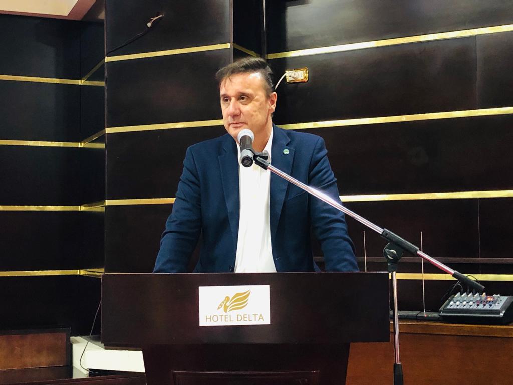 Guvernatorul Ţibuleac a chemat oamenii deltei la discuţii. Treaba e bună! Mai bună ca niciodată!
