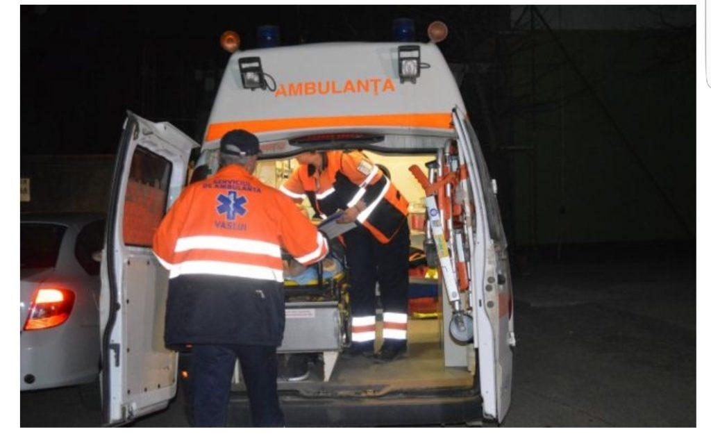 Bărbatul împuşcat ieri în picior a fost transferat azi noapte la un spital din Bucureşti
