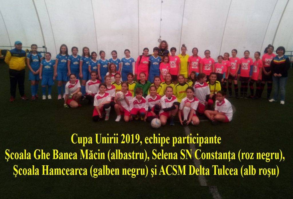 Cupa Unirii la Fotbal Feminin (galerie foto)