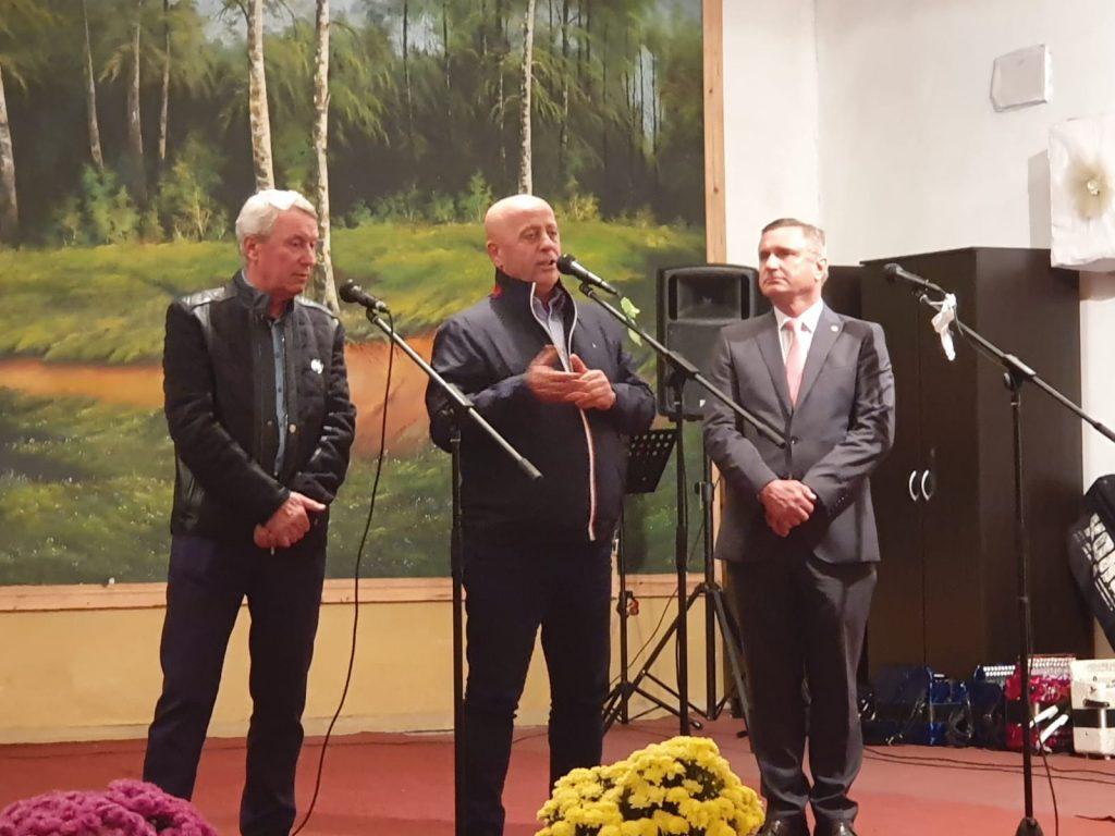 Sărbătoare la Slava Cercheză de hramul bisericii