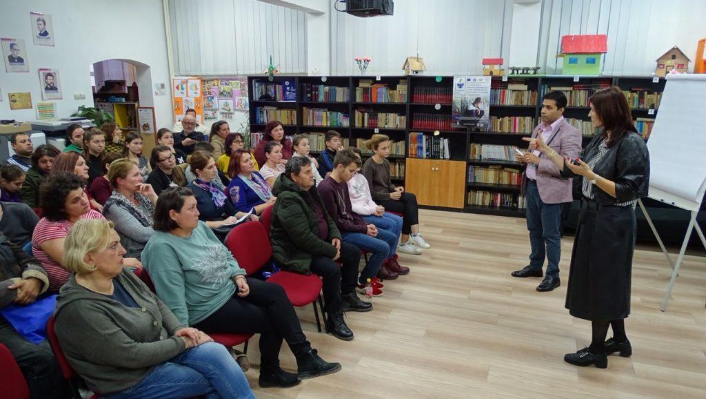 Un nou Atelier de TLeducație comunitară, la Babadag
