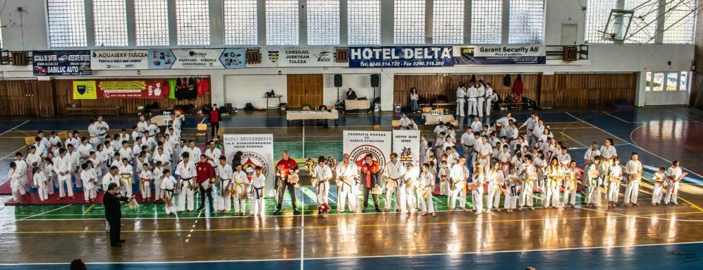 Nippon Budo la Cupa Moş Crăciun - Karate Kyokushin 2019