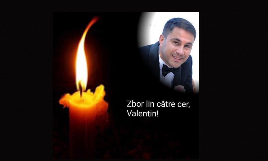 Zbor lin către cer, Valentin!