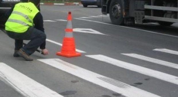 Încă un accident rutier pe trecerea de pietoni! E jale ce se întâmplă!