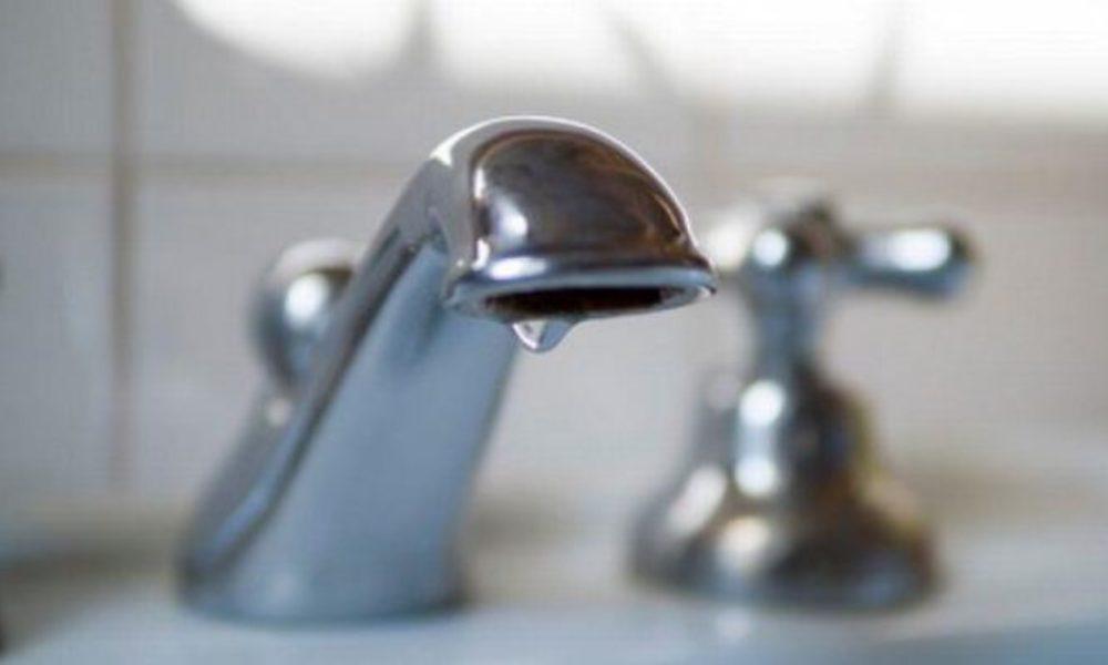 Apa e oprită în C5 din cauza unei avarii