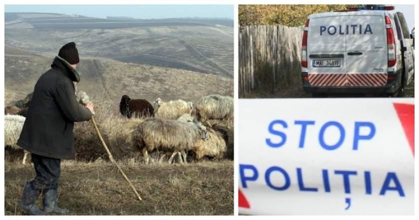 Tentativă de omor lângă Stejaru, între doi ciobani, pe fondul consumului de alcool