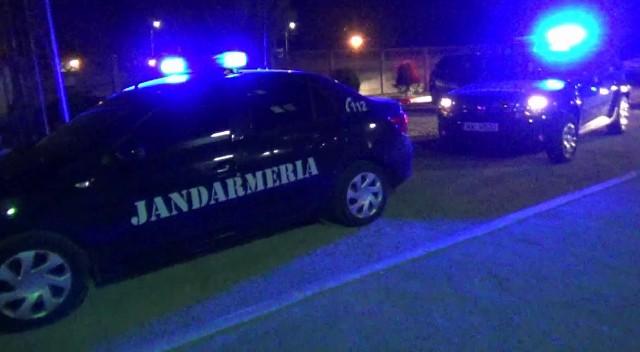 Fata dată dispărută a fost găsită de jandarmi