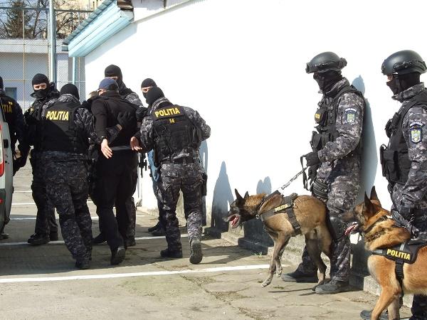 Noi schimbări legislative pentru siguranța polițiștilor, de la 1 februarie (VIDEO)
