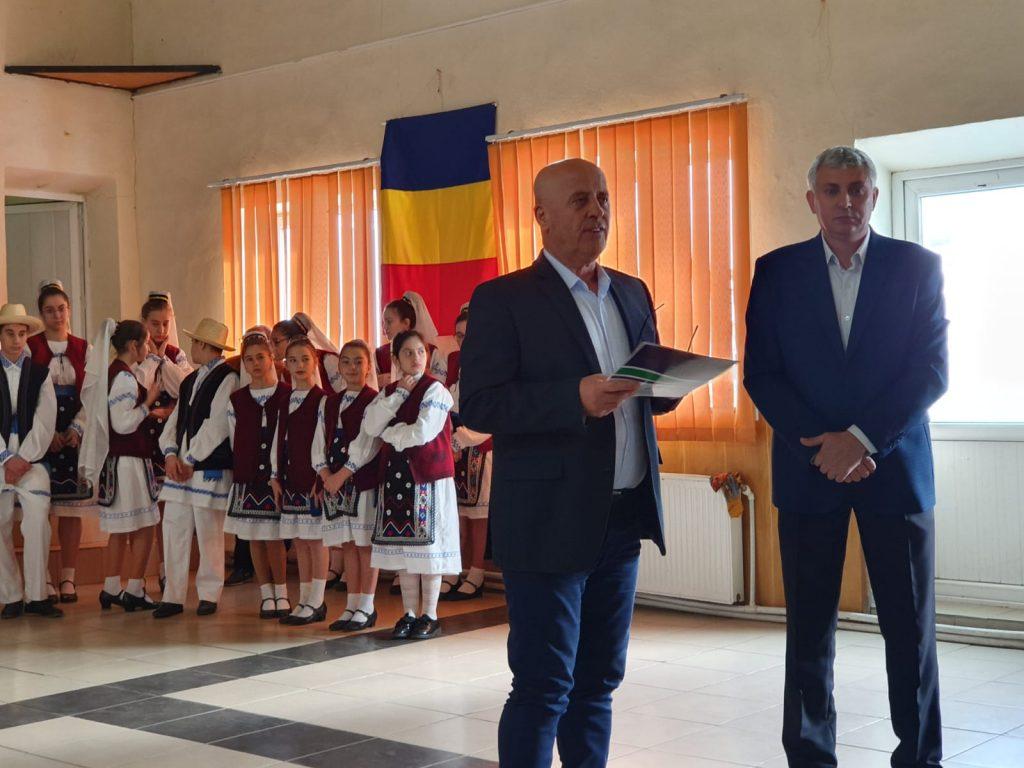 Monografia Comunei Văcăreni, lansată astăzi în cadru oficial
