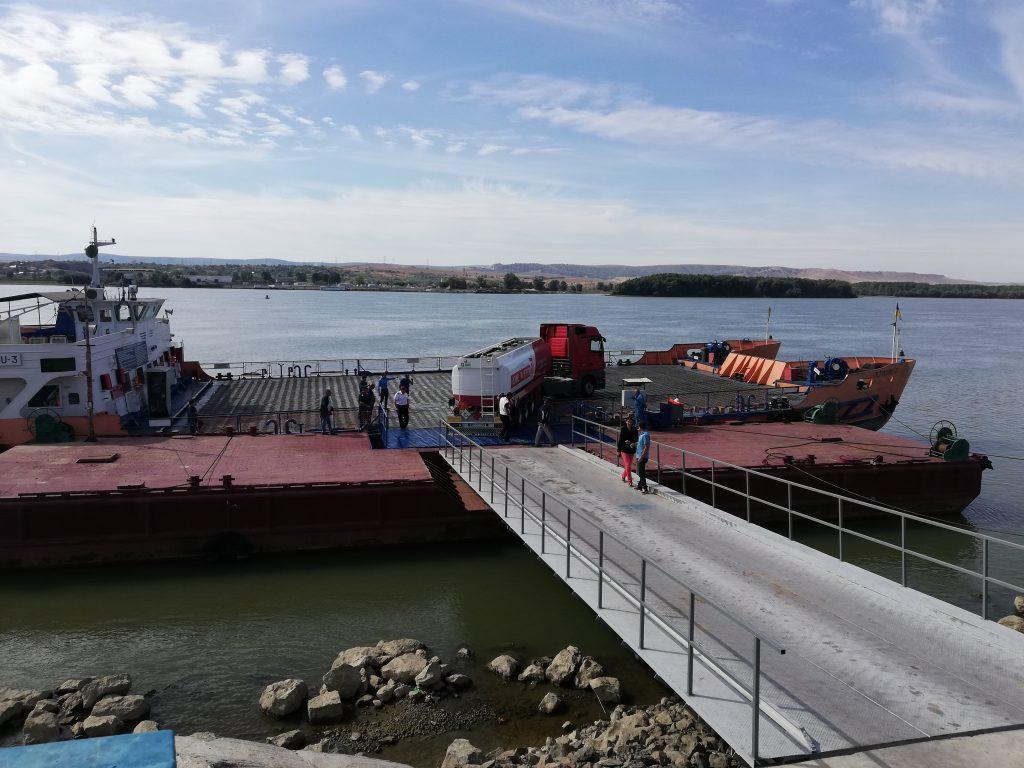 Deschiderea punctului de trecere a frontierei Isaccea – Orlovka, întârziată de Navrom Galați
